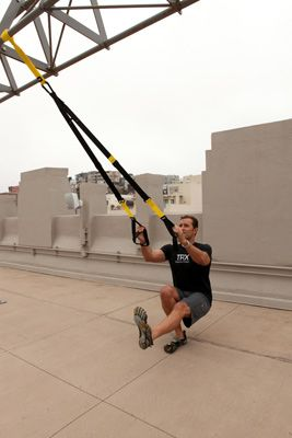 5 Toughest TRX Exercises for a Full-Body Workout