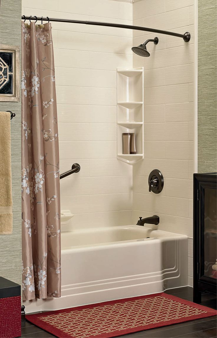 Bath Fitter | Before & After Tub