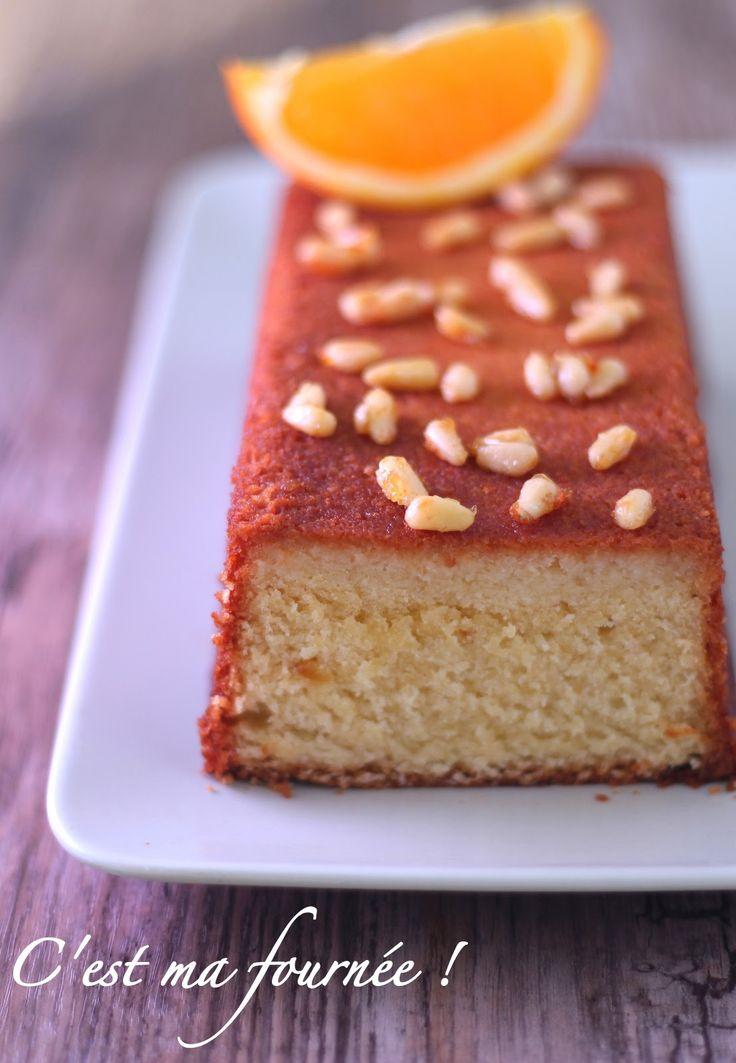C'est ma fournée !: Le cake aux agrumes ultra moelleux de Michalak (la perfection est de ce monde...)