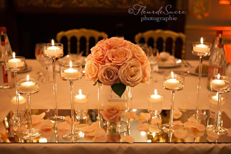 Decoration mariage romantique mariage deco pinterest mariage mariage e - Deco mariage romantique ...