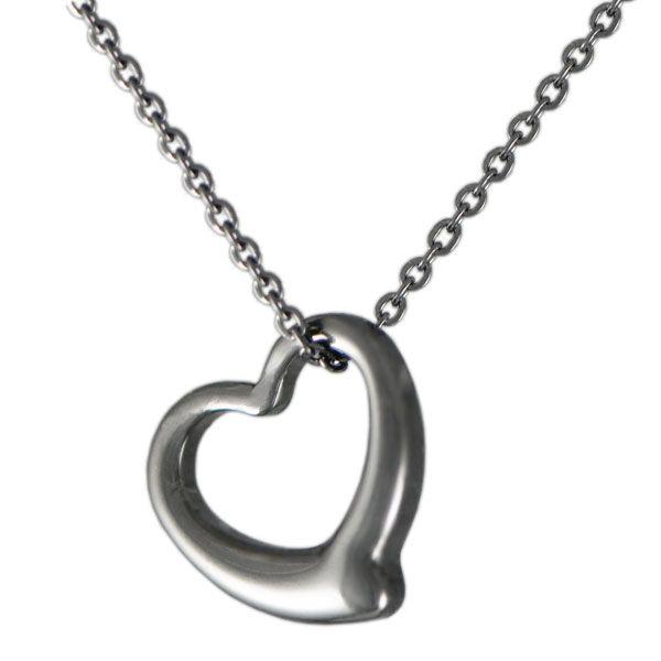 NH3291OC Srdce náhrdelník z chirurgickej ocele : Šperky Swarovski, SuperSperky.sk