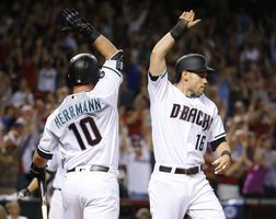 Tomas' 9th-inning single gives D'Backs 3-2 win over Cubs