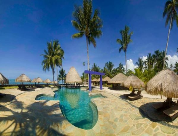 Coconut Beach Resort, Samoa - family spot in paradise.
