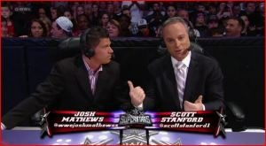 Scott Stanford and Josh Mathews on Superstars 3/22/12