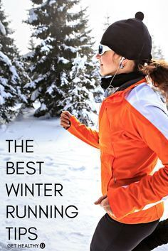 Check out our article with all of our winter running hacks and all of our favorite winter workout gear! #runner #runninggear #athleisure #fitnessgear #winterworkouts #RunningGearsTips