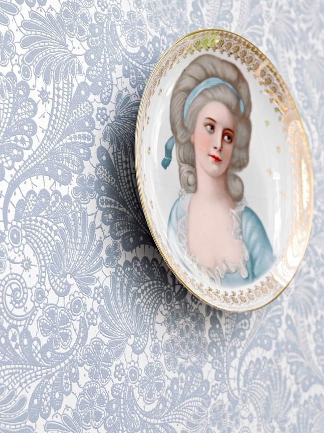 Ornamentals collection : 48648- Tektura Wallcoverings