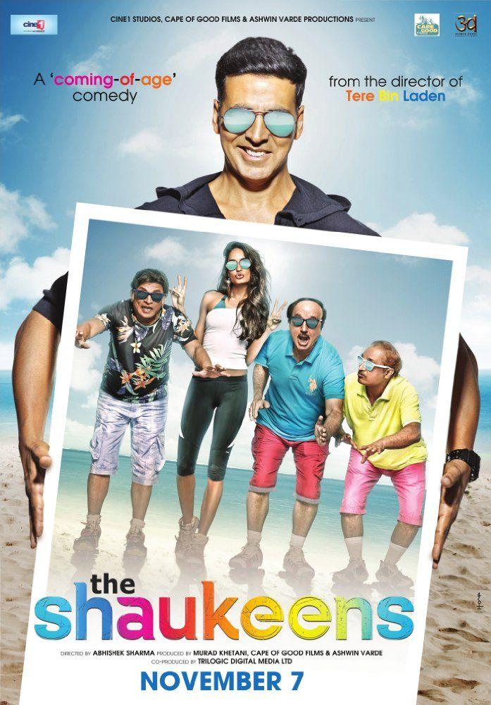 Watch The Shaukeens (2014) Full Movie Online DVDRip/720p/1080p - WRmovies.net