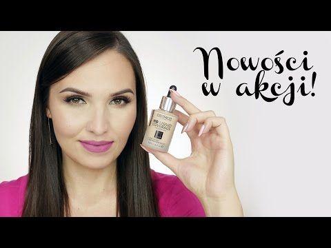 NOWOŚCI W AKCJI! | Catrice, Smashbox, Laura Mercier - YouTube