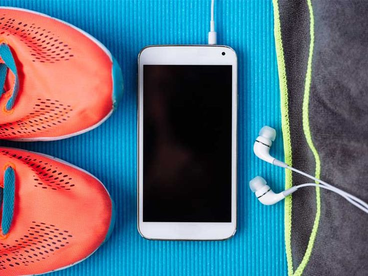 7 top iPhone and Android fitness and exercise apps.