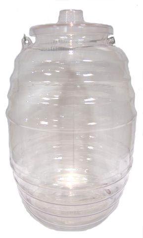 Aguas Frescas Vitrolero de plastico / Plastic Water container $29.95