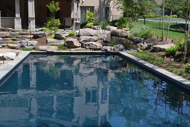 17 Best Images About Rectangle Pools On Pinterest