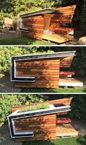 Image result for contemporary dog house