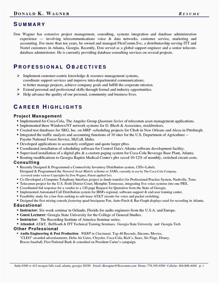 30 Skills for Accounting Resume (With images) Resume