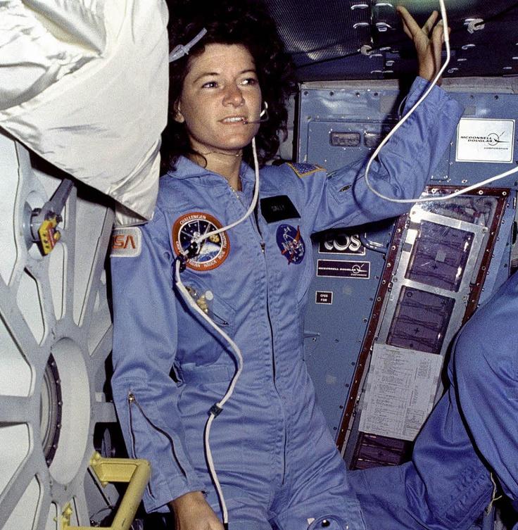 astronaut sally ride book - photo #20
