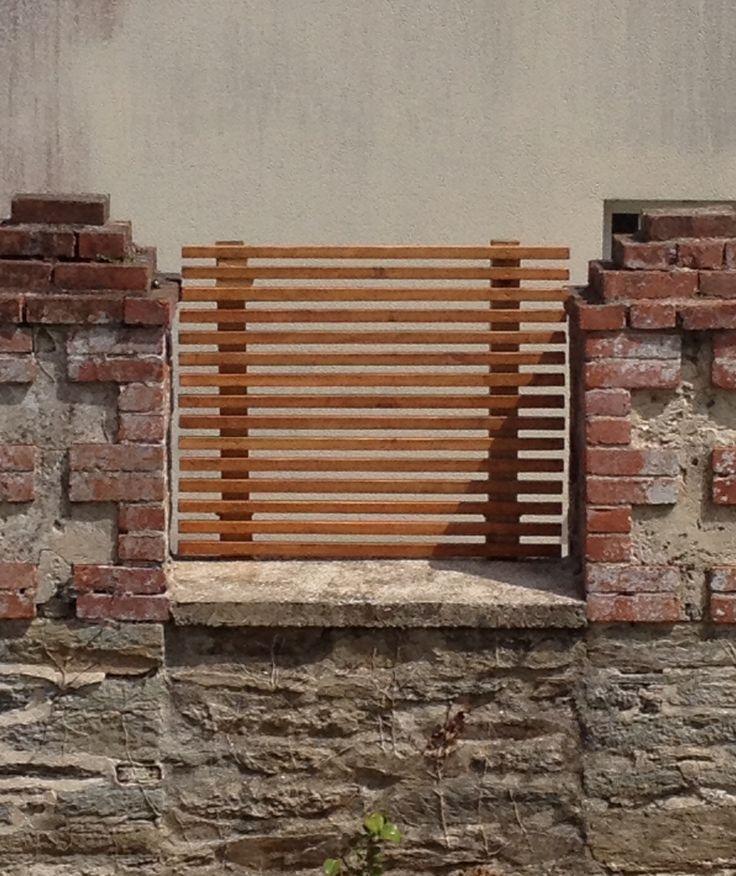 Mur Exterieur En Bois - 1000+ ideas about Cloture Brise Vue on Pinterest Barriere exterieur, Brise vue bois and