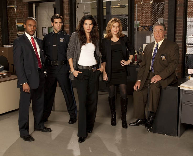 Rizzoli & Isles! Love everything about this show!