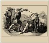 21 – También los almagristas esperaban a este personaje, de quien esperaban justicia, pero un día corrió el rumor de que los Pizarro lo habían sobornado. Ello fue suficiente para que apresuraran el plan de matar al marqués, más tuvieron la precaución de que el joven Almagro no participara en el hecho, para evitar que corriera peligro.