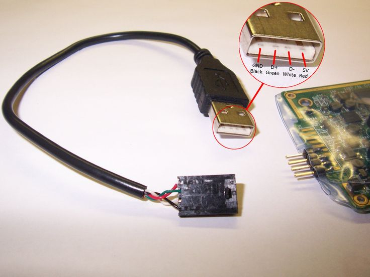 USB cable and pinout | Knowledge in 2019 | Diy electronics