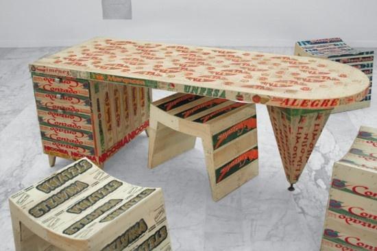 les 80 meilleures images du tableau r cup recycle sur pinterest d co maison id es pour la. Black Bedroom Furniture Sets. Home Design Ideas