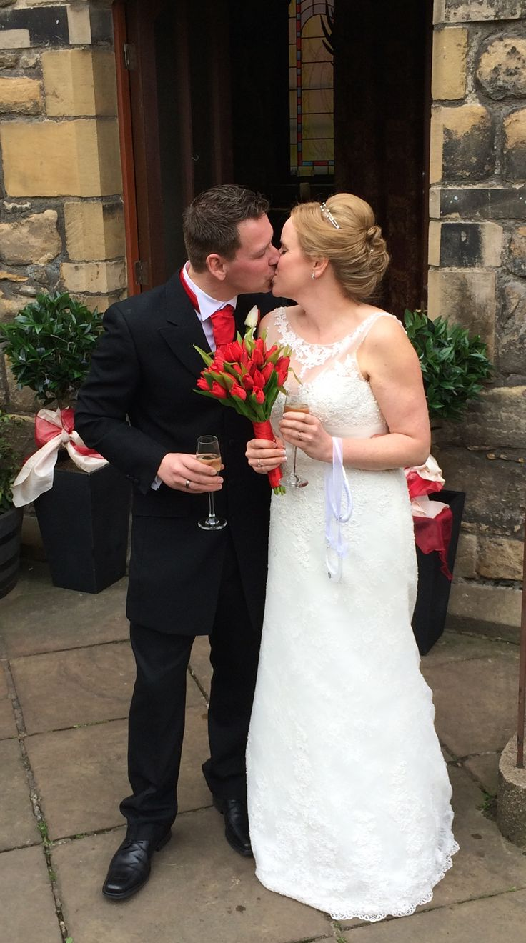 Terry and Samantha's wedding