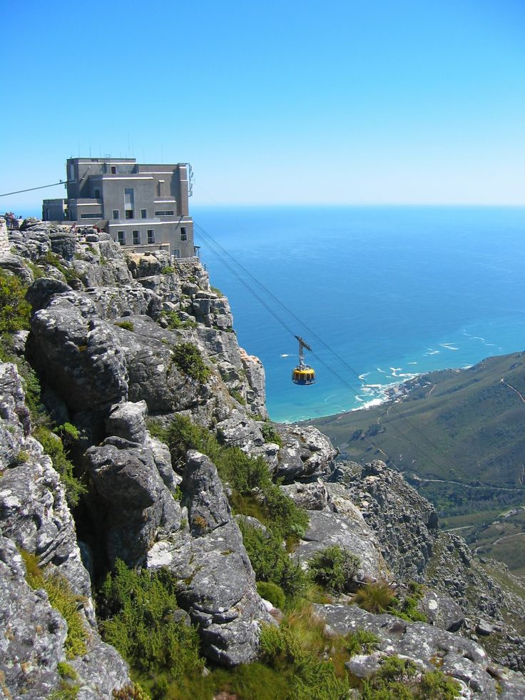CapeTown - Table Mountain