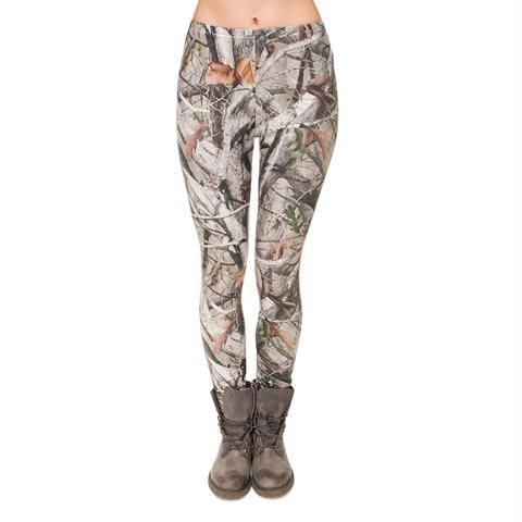 Cute leggings for hunting enthusiasts