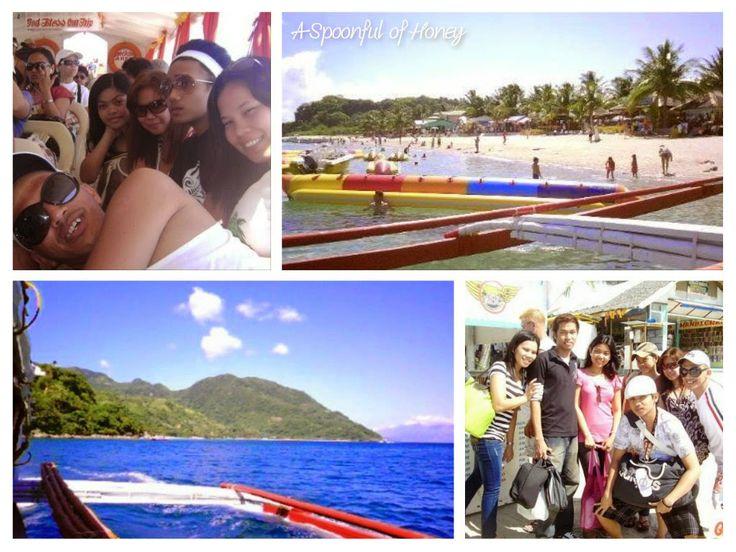 Puerto Galera, Oriental Mindoro:  A temporary escape from reality...