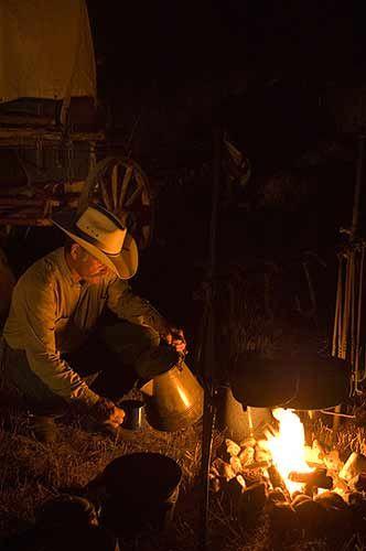 Homers Coffee House: Cowboy Coffee