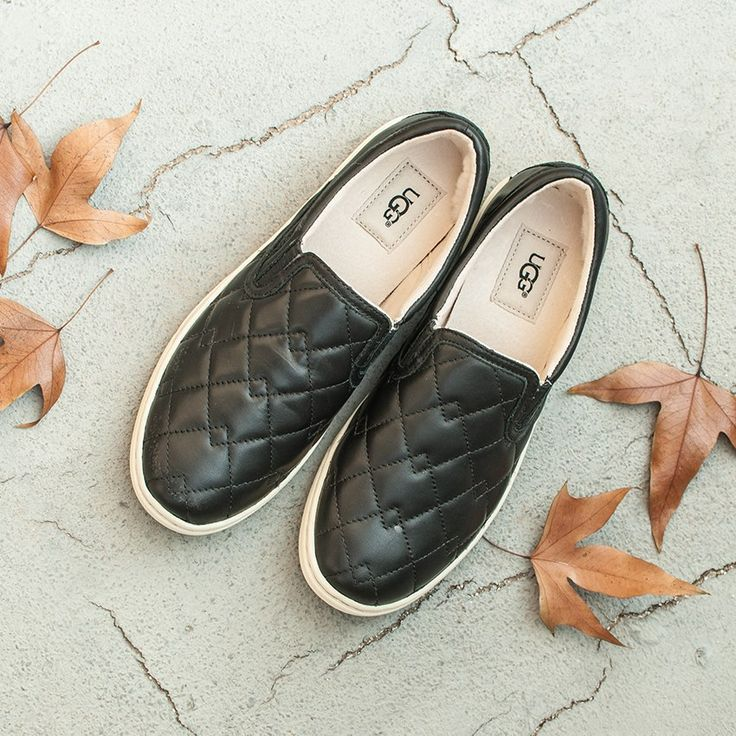 Edgy and Cool Slip ons! #thisisUGG