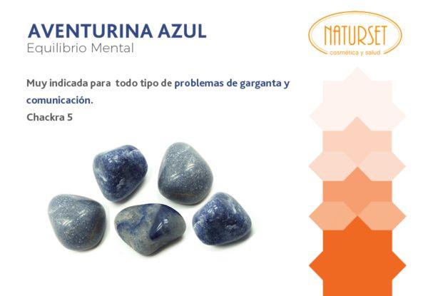 Aventurina Azul