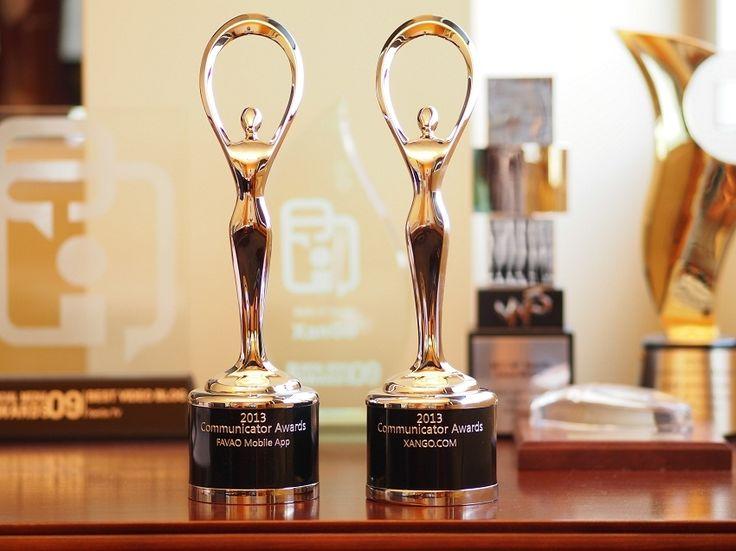 XANGO Wins Two Prestigious Communicator Awards | XANGO