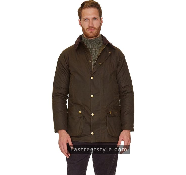Men Barbour New Gamefair Waxed Jacket at www.eastreetstyle.com #Barbour Jackets Sale
