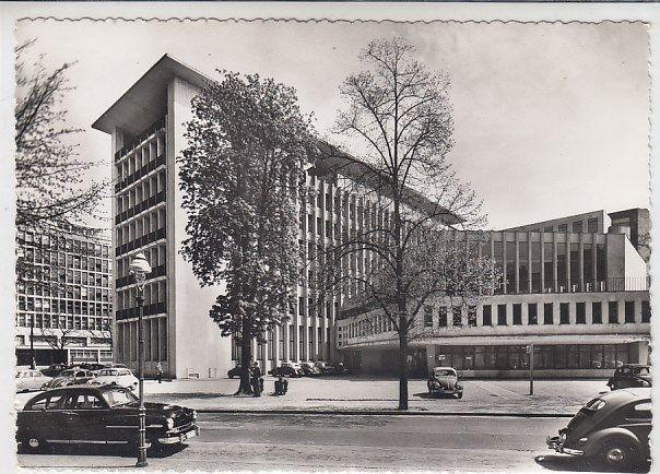 Berlin Charlottenburg Industrie- und Handelskammer ca 1960