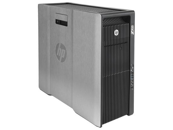 HP Z820 Workstation (WM451ET): Intel Xeon E5-2643 (3.30 GHz, 10 MB cache, 4 cores), Intel C602, 16 GB DDR3 SDRAM - ECC - 1600 MHz - PC3-12800, 1TB 7200 rpm SATA NCQ, SATA SuperMulti DVD+/-RW, Integrated High Definition Realtek ALC262, Windows 7 Professional.