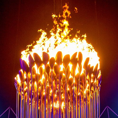 Thomas Heatherwick: Olympic Cauldron