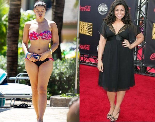 We think Jordin Sparks' weight loss is probably one of the best celebrity advertisements of healthy weight loss. Jordin lost a massive 50 lbs throu…
