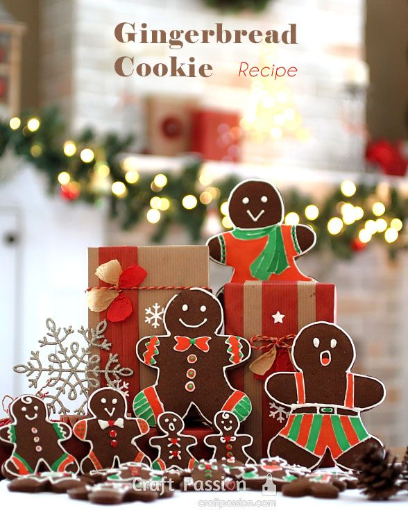 Perfect Gingerbread man cookie recipe, the aroma of the spices and the taste of molasses... yummy. Decorate them with royal icing. - Page 2 of 2