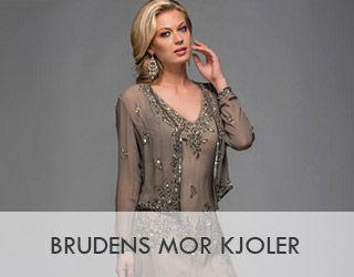 Gallakjoler,Brudekjoler, Aftenkjoler, Mor Brudekjoler 2015 til overkommelige priser!  på IZIDRESS.dk