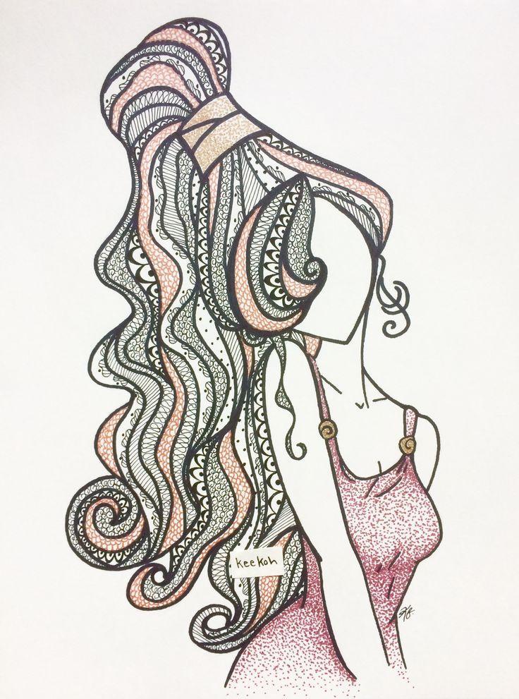 Megara #megara #hercules #disney #disneyshercules #disneysmegara #disneyart #disneyfanart #art #drawing #henna #hennainspired