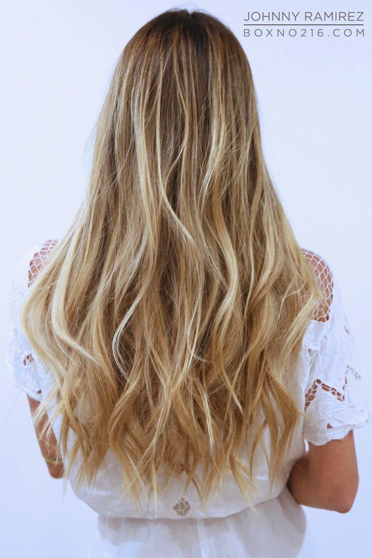 Box No. 216: LONG SEXY HAIR