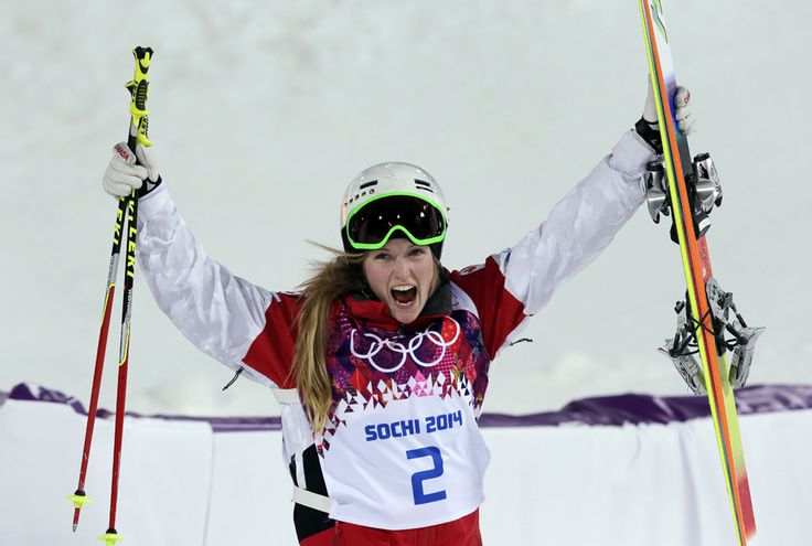 Justine Dufour-Lapointe: b. 1994; Dufour-Lapointe is a freestyle skier from Canada.  She won a gold medal in Sochi for Ladies' Moguls.