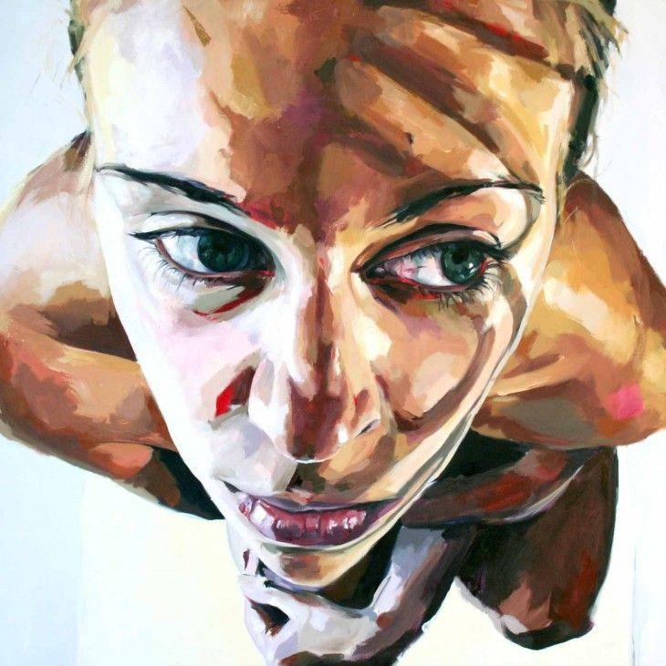 Artist Duarte Vitoria – portrait paintings