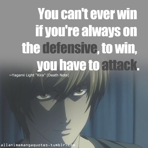 11 Best Death Note Quotes Images On Pinterest