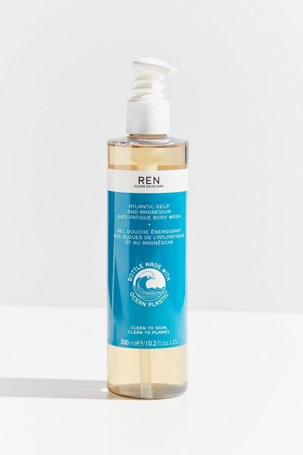 Ren Skincare Atlantic Kelp Magnesium Anti Fatigue Bodywash Ren Skincare Natural Fragrances Skin Care