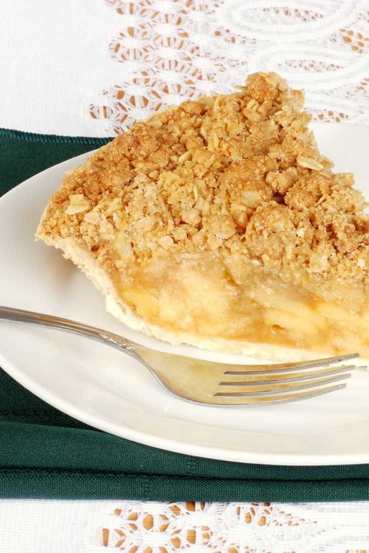 Apple Crumble – Weight Watchers (7 Points)