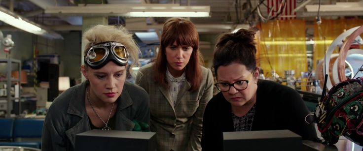Watch another Ghostbusters trailer re-edit