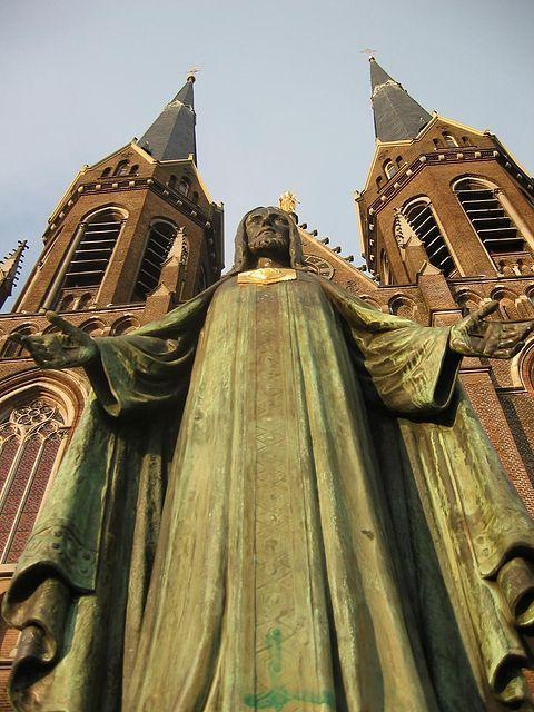 Tilburg in Noord-Brabant
