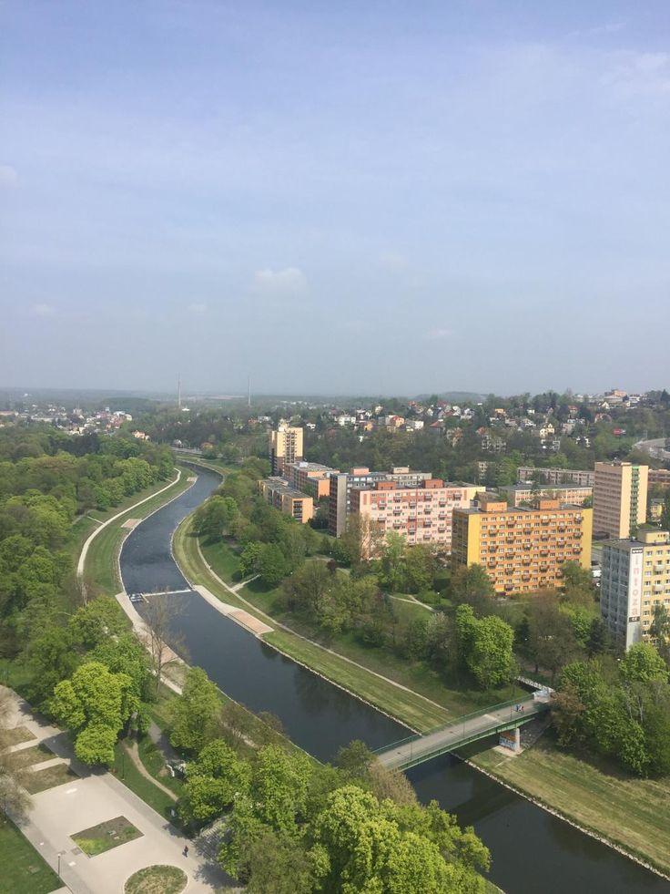 New City Hall Viewing Tower - Ostrava, Czech Republic