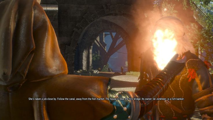 15 funny pictures from The Witcher 3.