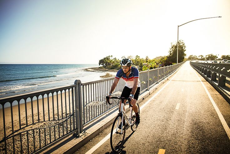 Rincon Bike Trail, Ventura County http://www.bicycling.com/rides/destinations/the-best-bike-paths-in-california/slide/3